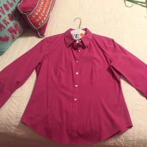 Talbots button up size 6